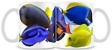 Tang fish Mug Marine Surgeon Regal Naso Achilles Dory