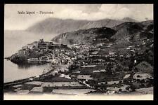 ISOLA LIPARI panorama
