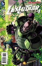 ACTION COMICS #23.3 LEX LUTHOR SUPERMAN 3D VARIANT COVER 3-D LENTICULAR