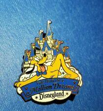 Disneys Pluto Jahr Million Dreams Costco Reisen Pin