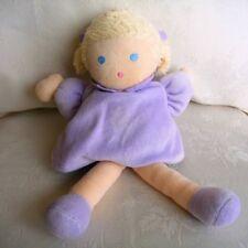 Doudou Poupée Nounours -  Violet