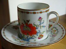ANCIENNE TASSE A CAFE EN PORCELAINE LIMOGES RAYNAUD DAMON VIEUX CHINE