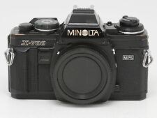 New ListingMinolta X700 35mm Slr Film Camera Body, Made in Japan