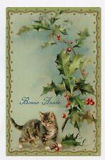 Helena MAGUIRE non signé . Jeux de chats. Cats. Katze . Gato . кот . 猫 . HOUX .