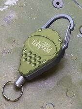 NEW FISHPOND ARROWHEAD RETRACTOR IN MOSS COLOR - INCLUDES FREE US SHIPPING