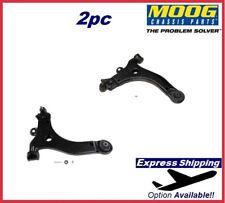 MOOG Control Arm SET Front Lower For Buick Chevrolet Pontiac Kit RK80539 RK80538