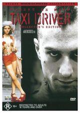 Taxi Driver (Dvd, 1999) Jodie Foster & Robert De Niro Like New R4 Dvd