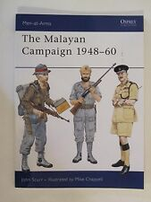 Osprey Men-at-Arms 132 : The Malayan Campaign 1948–60