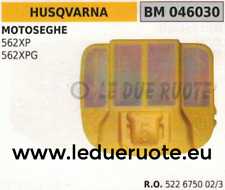 522675002 FILTRO ARIA COMPLETO MOTOSEGA HUSQVARNA 562XP 562XPG