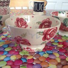 Emma Bridgewater Scattered Rose French Bowl NEW Rerun