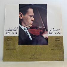 MELODIYA C 01635-6 Brahm: Violin Concerto KOGAN / KONDRASHIN
