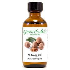 2 fl oz Nutmeg Essential Oil (100% Pure & Natural) - GreenHealth