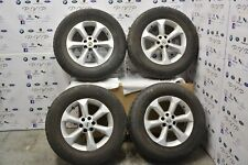 2008 NISSAN NAVARA D40 255 / 65 / R17 ALLOY WHEELS   X4