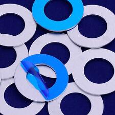 """20pcs about 1"""" tibetara aluminum round washer Stamping Blank 18 Gauges 10158601"""