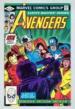 Avengers #218 April 1982 FN+