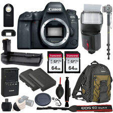 Canon EOS 6D Body Only Digital Cameras for sale | eBay