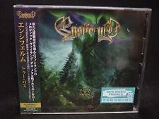 ENSIFERUM Two Paths JAPAN CD Sinergy Barathrum Rapture Turisas October Falls