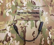SKY-EYE Tactical Custom Peltor Wiring to NATO Wiring Adaptor . Comtac XP , XPI