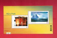 2007  TIMBRES CANADA STAMPS MINI  SHEET  # 2212 **  ART  MARY PRATT  M-15