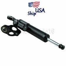 USA FXCNC CNC Steering Stabilizer Damper For KAWASAKI ZX636 ZX6R ZX10R NINJA 250