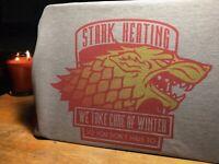 Game of Thrones 'Stark Heating' T-Shirt - GoT House Stark Winter is Coming