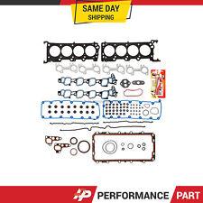 Full Gasket Set for Ford E150 E250 E350 E450 Super Duty 5.4L SOHC 16V VIN L, M