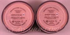 Bareescentuals bareminerals medium beige N20 6g XL MATTE foundation --> LOT of 2