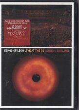 KINGS OF LEON LIVE AT O2 LONDON DVD MUSIC CONCERT