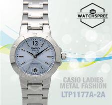 Casio Ladies Standard Analog Watch LTP1177A-2A