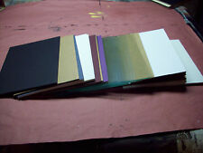 Mat Board mount back & glass scrapbooking? art supplies mounting board