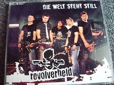 Revolverheld-Die Welt steht still Maxi CD-Germany