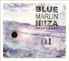Blue Marlin Ibiza Vol.1       2CDs 2007 Nor Elle Climatic Jens Buchert