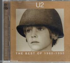 CD= U2 THE BEST OF 1980-1990 & B SIDES  2 CD