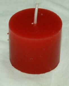 72-Unscented_ Votive Candles~BUY BULK and Save~Show Off The Colors~Great Price