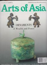 ART OF ASIA MAGAZINE ORNAMENTS OF WEALTH AND POWER VOL 39 NO 2 APRIL 2009