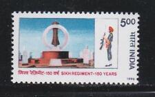 INDIA STAMPS 1996 SIKH REGIMENT   MNH - MISC91
