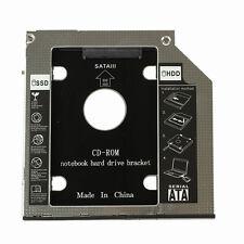 2ND HDD Hard Drive Caddy for Dell Latitude E6400 E6500 E6410 E6510 HY