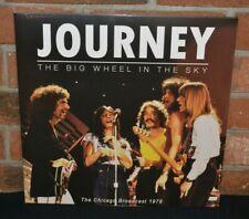 JOURNEY - The Big Wheel in the Sky 1975, Import 2LP BLACK VINYL Gatefold New!