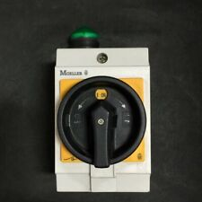 Moeller Motor Load Switch Withlight Pn To 3 68206gb
