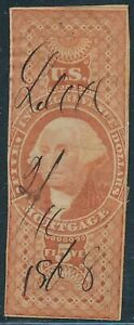 DR JIM STAMPS US SCOTT R91 $5 MORTGAGE USED NO RESERVE