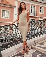 KOOKAI | Womens Sparkle Gold Ritz Bodycon Dress  [ Size 1 or AU 10 / US 6 ]