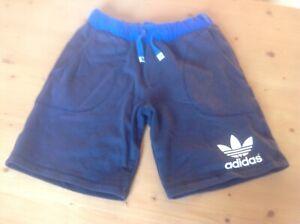 Adidas Treefoil Shorts Size L Age 13-14