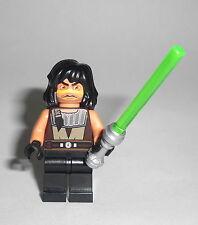 LEGO Star Wars - Quinlan Vos - Figur Minifig Republic Frigate Jedi Ritter 7964