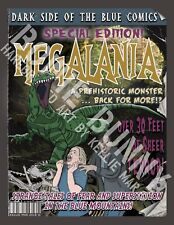 Comic collectable greeting cards ebay greeting card the megalania monster blue mountains nsw australia m4hsunfo