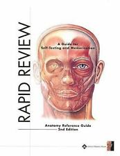 Rapid Review : Anatomy Reference Guide by Anatomical Chart Company