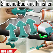 3-in-1 Silicone Caulking Finisher Tool Nozzle Spatulas Spreader Filler Tool