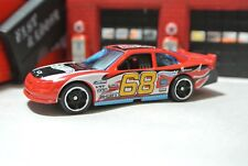 Hot Wheels Loose -'10 Chevy Impala Stock Car #68 - Red - 1:64 Race Car