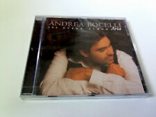 "ANDREA BOCELLI ""ARIA THE OPERA ALBUM"" CD 17 TRACKS PRECINTADO SEALED"