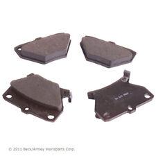 Premium Semi-Metallic Brake Pads Fits Toyota Corolla Matrix & Celica   087-1636
