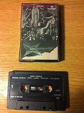 DEEP PURPLE - DEEP PURPLE - 1969 - CINTA TAPE CASSETTE K7 HOLLAND EDITION